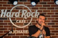 Red Parlament Live Show Hard Rock Cafe Bucuresti